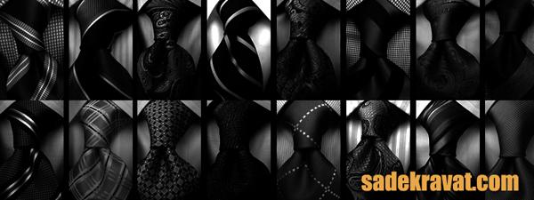 siyah-gomlek-kravat