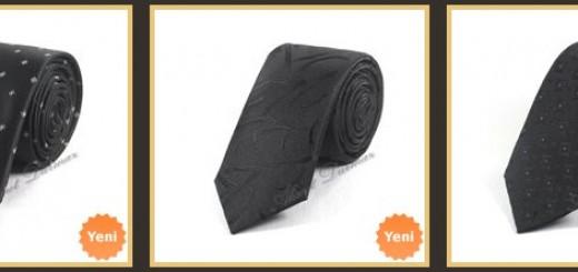 damatlik-icin-siyah-ince-kravat