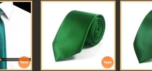 zumrut-yesili-sade-kravat