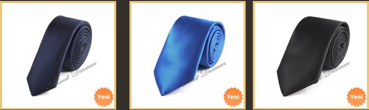 gömlek kravat