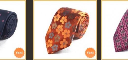 cicek-desenli-yeni-sezon-kravatlar