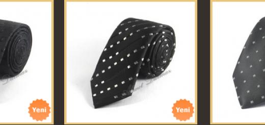siyah-kravat-kucuk-desenli