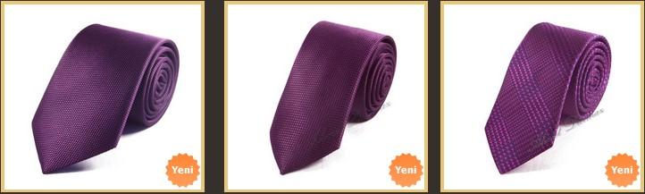 hediyelik-mor-renk-kravat-satin-al