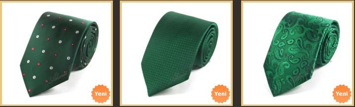 yesil-kendinden-desenli-kravat-modelleri