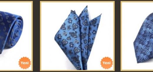 kucuk-sal-desenli-mavi-kravat-modelleri