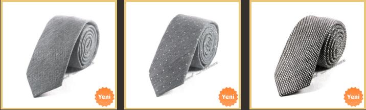 kurt-grisi-ince-spor-kravatlar