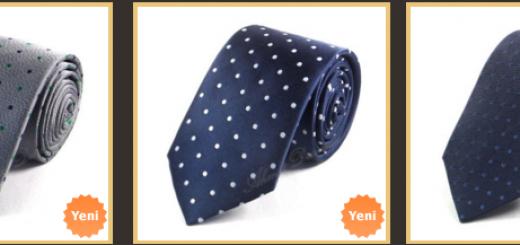 noktali-lacivert-kravat-modelleri