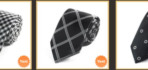 siyah-beyaz-desenli-ince-kravatlar